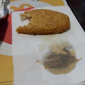 McDonalds Hash Browns is listed (or ranked) 5 on the list The Best Food For A Hangover