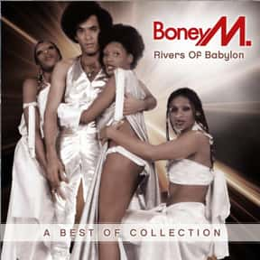 Boney M is listed (or ranked) 8 on the list The Best Disco Bands/Artists