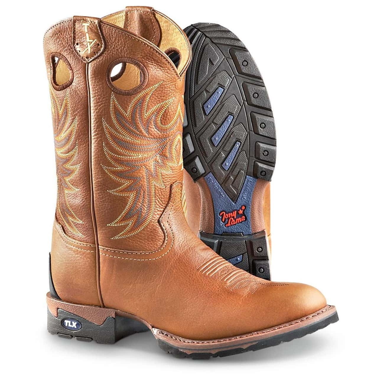 Tony Lama is listed (or ranked) 2 on the list The Best Cowboy Boots