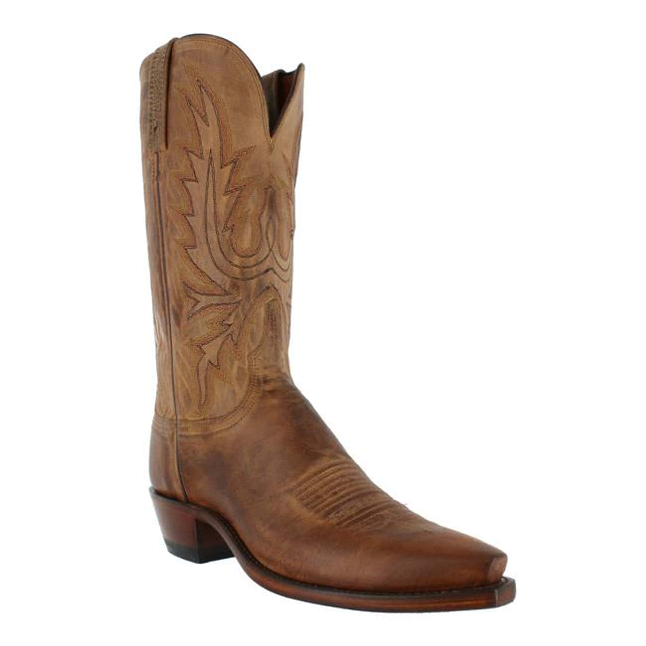 Lucchese is listed (or ranked) 1 on the list The Best Cowboy Boots