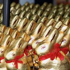 Chocolate Lindt Gold Bunny is listed (or ranked) 2 on the list The Best Easter Candy of All Time