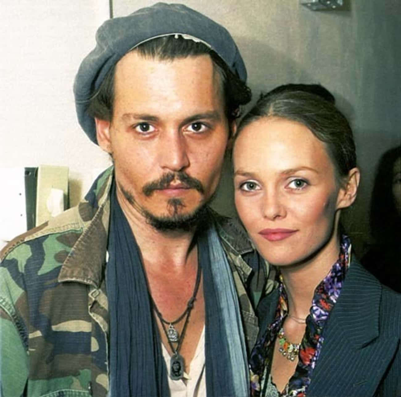 Vanessa Paradis and Johnny Dep is listed (or ranked) 4 on the list Celebrities With LGBTQ+ Children