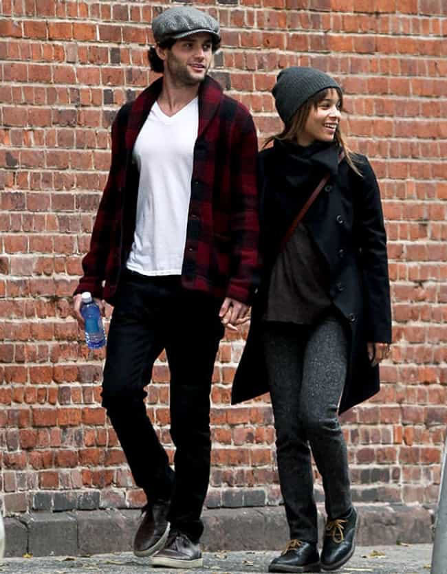 Penn Badgley and Zoe Kravitz is listed (or ranked) 4 on the list Lamest Celebrity Hipster Couples