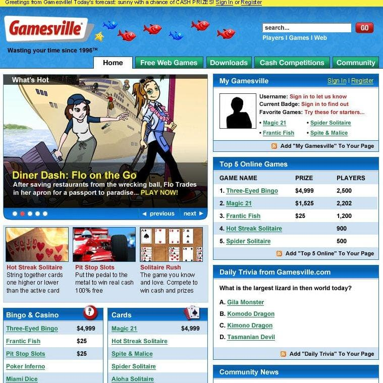 Random Top Gaming Social Networks