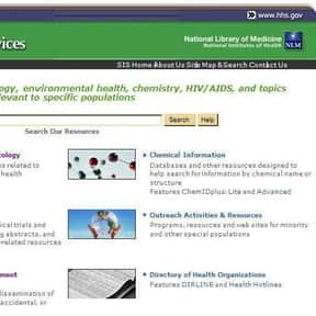 nlm.nih.gov is listed (or ranked) 2 on the list The Best Medical News Sites