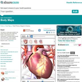 ShareCare.com is listed (or ranked) 23 on the list The Best Medical News Sites