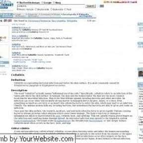 medical-dictionary.thefreedict is listed (or ranked) 9 on the list The Best Medical News Sites
