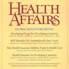 healthaffairs.org is listed (or ranked) 6 on the list The Best Medical News Sites