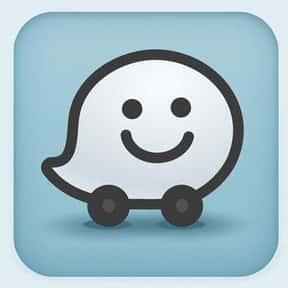 Waze is listed (or ranked) 16 on the list The Top Must-Have Indispensable Mobile Apps