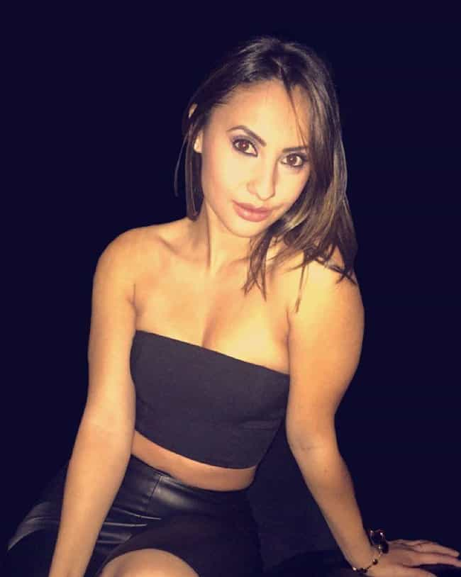Francia Raisa is listed (or ranked) 3 on the list Josh Hutcherson Loves and Hookups