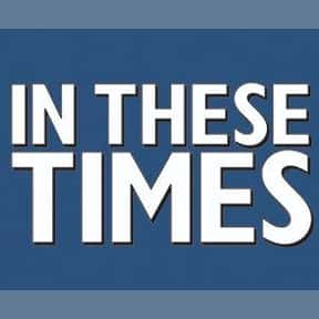 In These Times is listed (or ranked) 17 on the list The Best Liberal Blogs Online