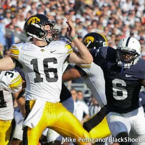 James Vandenberg is listed (or ranked) 17 on the list The Best Iowa Hawkeyes Quarterbacks of All Time