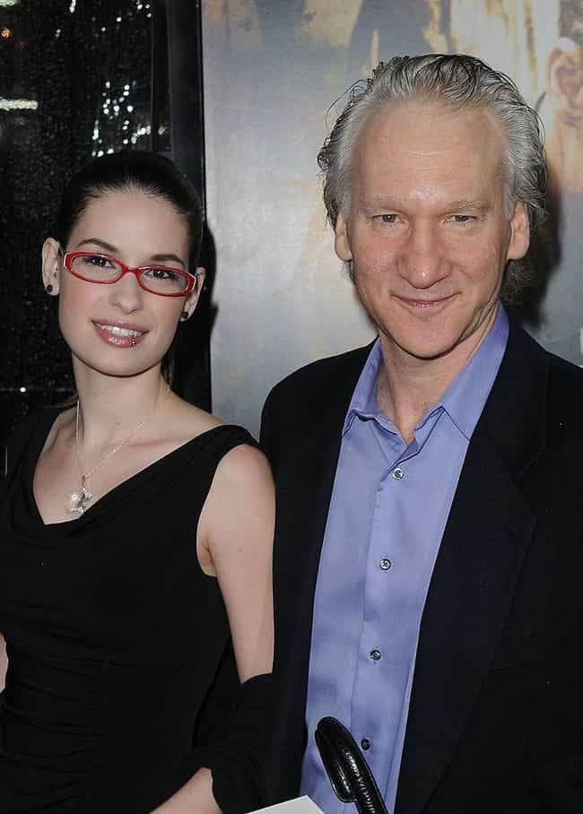 Cara Santa Maria is listed (or ranked) 2 on the list Women Who Bill Maher Has Dated