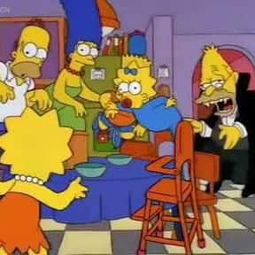 Bart Simpson's Dracula is listed (or ranked) 7 on the list The Best Of The Treehouse Of Horror