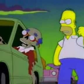 The Homega Man is listed (or ranked) 15 on the list The Best Of The Treehouse Of Horror