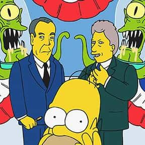 Citizen Kang is listed (or ranked) 21 on the list The Best Of The Treehouse Of Horror