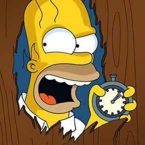 The Shinning is listed (or ranked) 1 on the list The Best Of The Treehouse Of Horror
