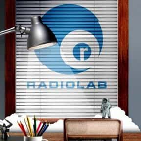 RadioLab is listed (or ranked) 5 on the list The Best Podcasts for Smart People