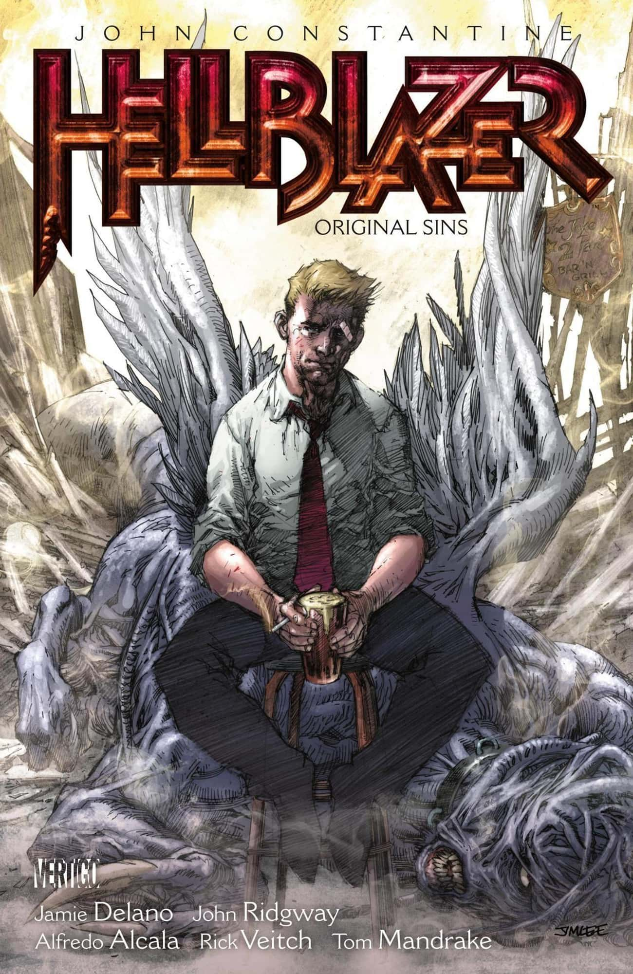 Hellblazer: Original Sins is listed (or ranked) 1 on the list The Best John Constantine Storylines In Comics