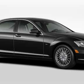 2012 Mercedes S 600 AMG is listed (or ranked) 14 on the list The Best Sedans of All Time