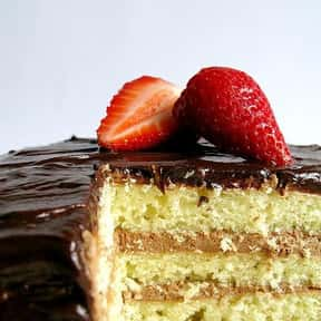 Yellow Cake is listed (or ranked) 25 on the list Every Single Type of Cake, Ranked by Deliciousness