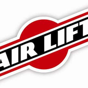 Air Lift is listed (or ranked) 8 on the list The Best Performance Electronics Brands