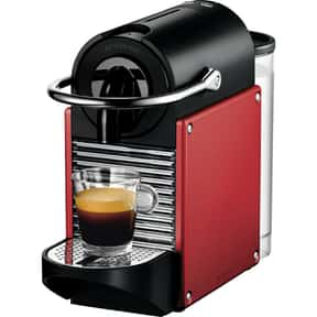 Nespresso is listed (or ranked) 2 on the list The Best Coffee Maker Brands