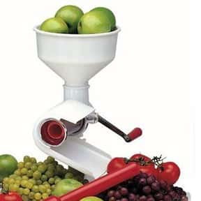 Norpro is listed (or ranked) 8 on the list The Best Juicer Brands