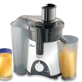 Oster is listed (or ranked) 3 on the list The Best Juicer Brands