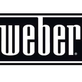 Weber is listed (or ranked) 9 on the list The Best Small Kitchen Appliance Brands