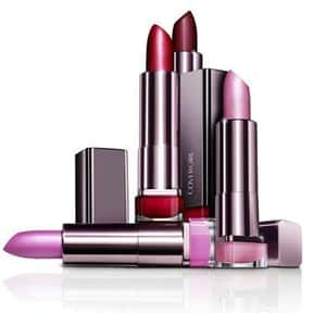 Cover Girl is listed (or ranked) 6 on the list The Best Lipstick Brands