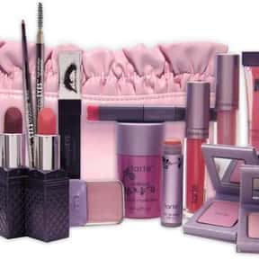 Tarte Cosmetics is listed (or ranked) 1 on the list The Best Natural Cosmetics Brands