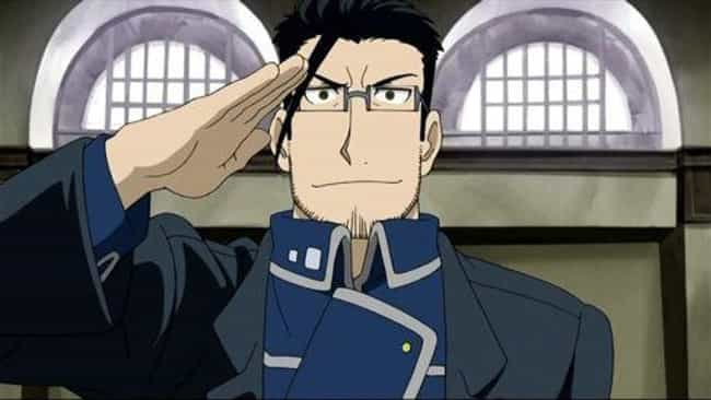 Maes Hughes is listed (or ranked) 1 on the list The Best Father Characters In Anime