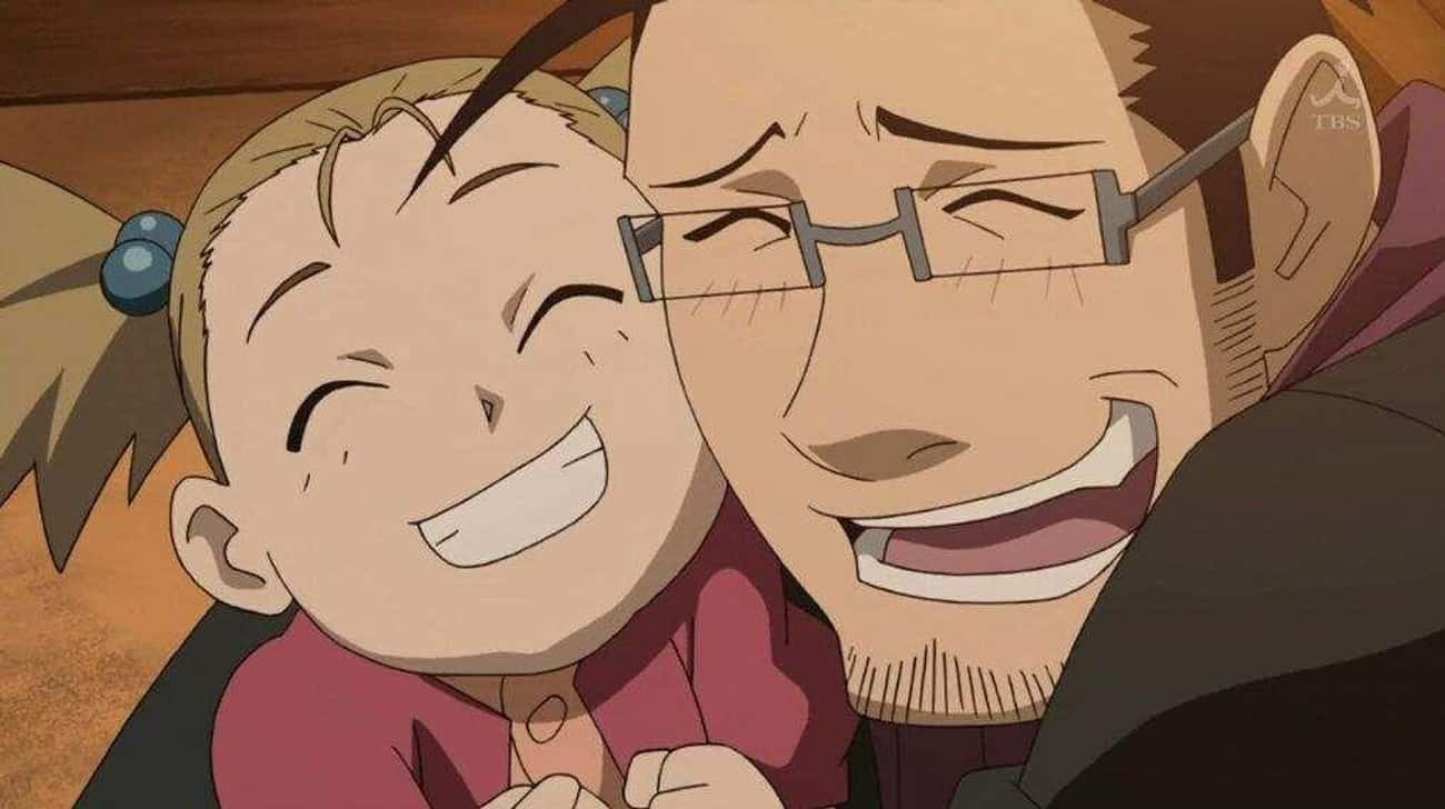 Maes Hughes From Fullmetal Alc is listed (or ranked) 1 on the list Anime Parents So Awesome You Wish They'd Raised You