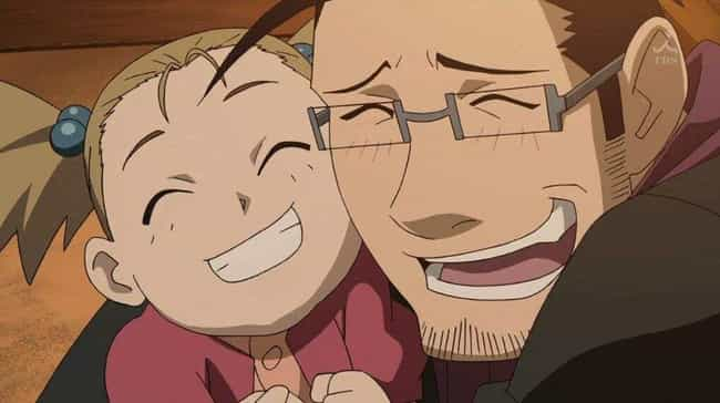 maes hughes is listed (or ranked) 1 on the list Anime Parents So Awesome You Wish They'd Raised You