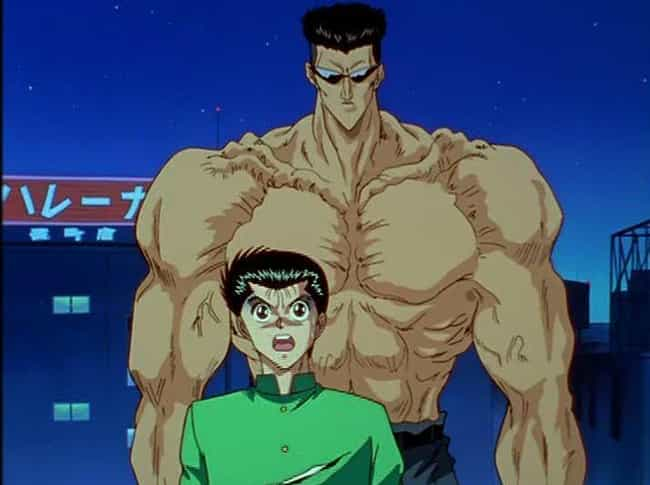 Toguro is listed (or ranked) 4 on the list 15 Times Anime Villains Destroyed The Good Guy In A Fight