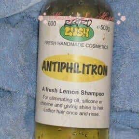 Lush Antiphilitron Shampoo is listed (or ranked) 23 on the list The Best Clarifying Shampoo Brands
