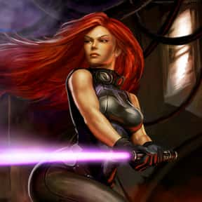 Mara Jade Skywalker is listed (or ranked) 24 on the list Which Star Wars Characters Deserve Spinoff Movies?