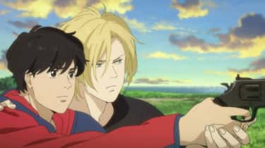 Banana Fish is listed (or ranked) 2 on the list The Best Anime Like Yuri!!! On Ice