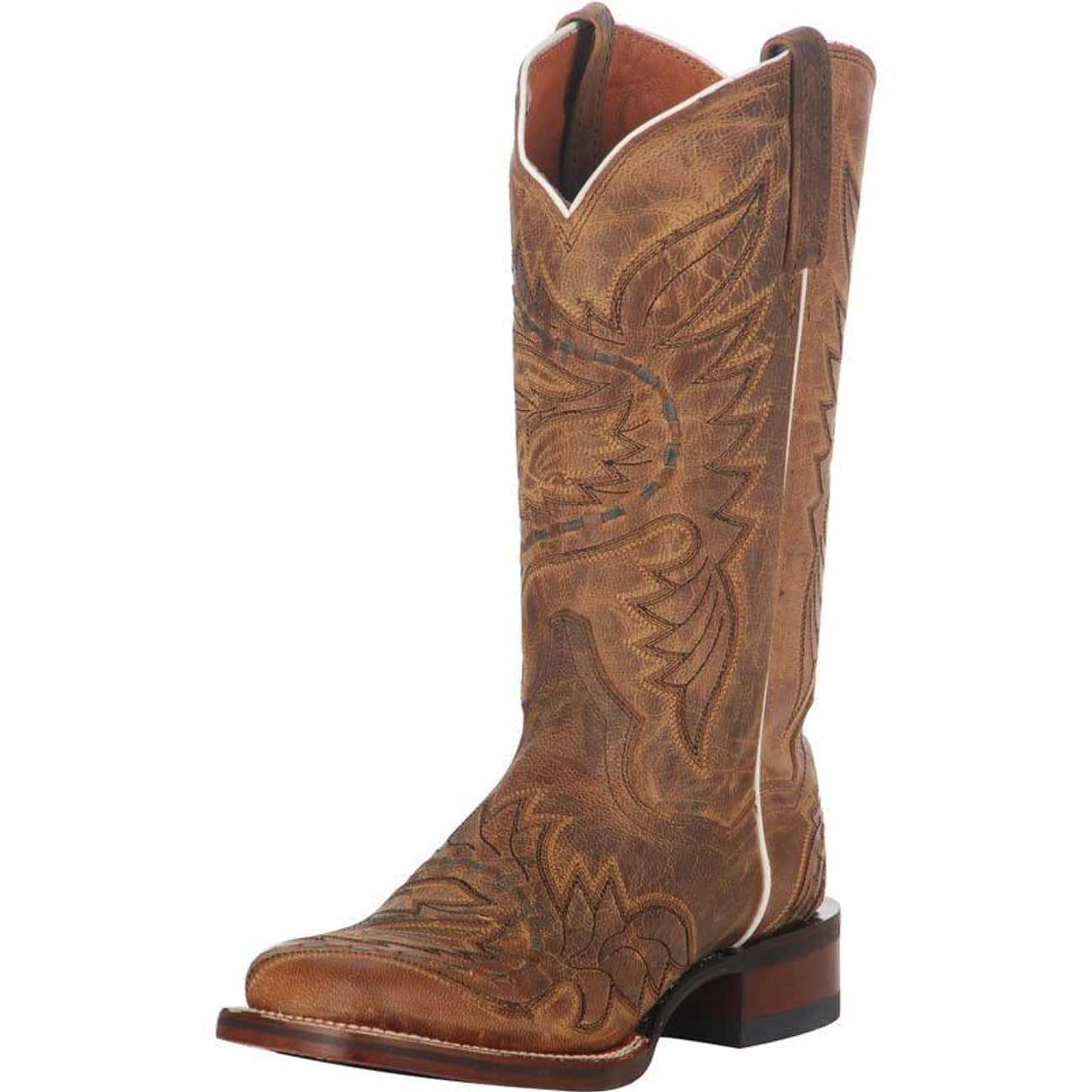 Dan Post is listed (or ranked) 4 on the list The Best Cowboy Boots