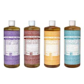 Dr. Bronner's is listed (or ranked) 5 on the list The Best Natural Cosmetics Brands