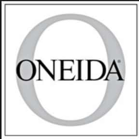 Oneida is listed (or ranked) 14 on the list The Best Dinnerware Brands