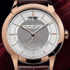Baume & Mercier is listed (or ranked) 19 on the list The Best Watch Brands