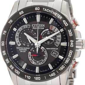 Citizen Watch is listed (or ranked) 17 on the list The Best Watch Brands