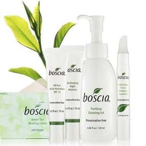 Boscia is listed (or ranked) 5 on the list The Best Natural Skin Care Brands