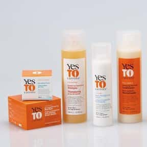 Yes To is listed (or ranked) 6 on the list The Best Natural Cosmetics Brands