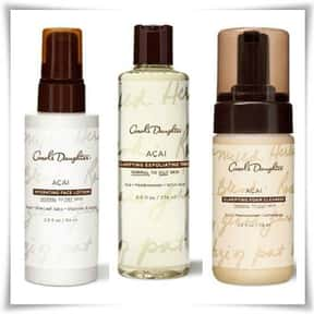 Carol's Daughter is listed (or ranked) 20 on the list The Best Natural Skin Care Brands