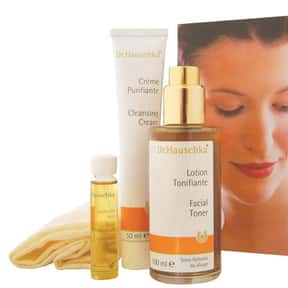 Dr. Hauschka is listed (or ranked) 4 on the list The Best Natural Skin Care Brands