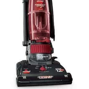 Bissell is listed (or ranked) 6 on the list The Best Vacuum Cleaner Brands