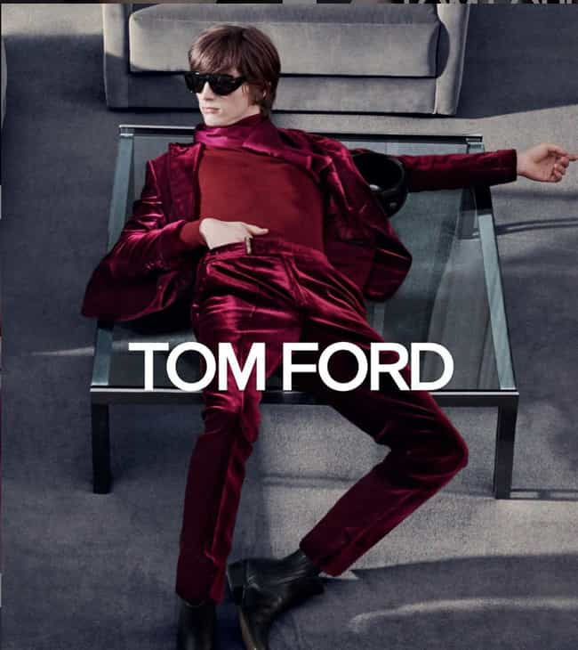 Tom Ford is listed (or ranked) 2 on the list The Top Men's Suit Designers